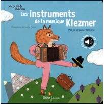 Didier Jeunesse - Les instruments de la musique Klezmer