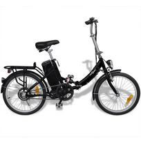 Superbe Vélo électrique pliant en alliage d'aluminium et batterie lithium-ion Neuf