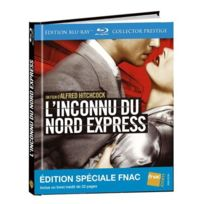 Wbs - L'inconnu du Nord-Express - Blu-Ray - Edition Spéciale