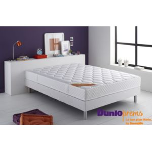 dunlopillo dunloprems matelas en mousse 28kg m3 lol achat vente matelas mousse pas chers. Black Bedroom Furniture Sets. Home Design Ideas