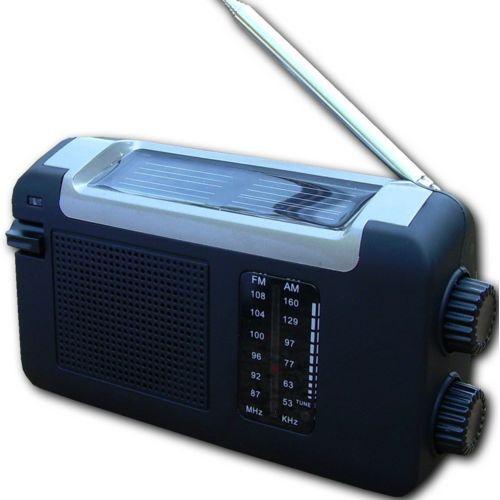 Power Plus - Radio solaire et dynamo Cheetah