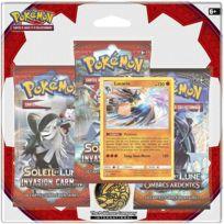 Pokémon - Pokemon Carte A Collectionner Invasion Carmin Pokemon Lucario - Version Francaise - Soleil Et Lune