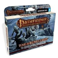 Paizo - Cartes à collectionner - Pzo6002 Path Acg: Rise Of The Runelords Skinsaw Murder Adv. Deck