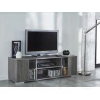Habitat et Jardin - Meuble Tv Namur - 139 x 41.7 x 43.4 cm - Chêne prata