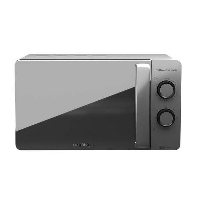 Cecotec Micro-ondes ProClean 3060 20 L 700W Argenté