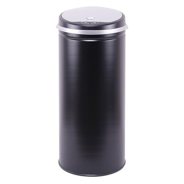 KITCHEN MOVE poubelle automatique 42l noir mat - bat-42li black