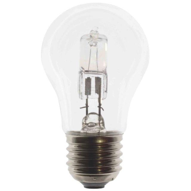 general electric ampoule halog ne std e27 630lum 42w compatible variateur x3 pas cher achat. Black Bedroom Furniture Sets. Home Design Ideas