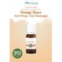 AirNaturel - Air Naturel Flacon 10 ml Huile essentielle Orange Douce