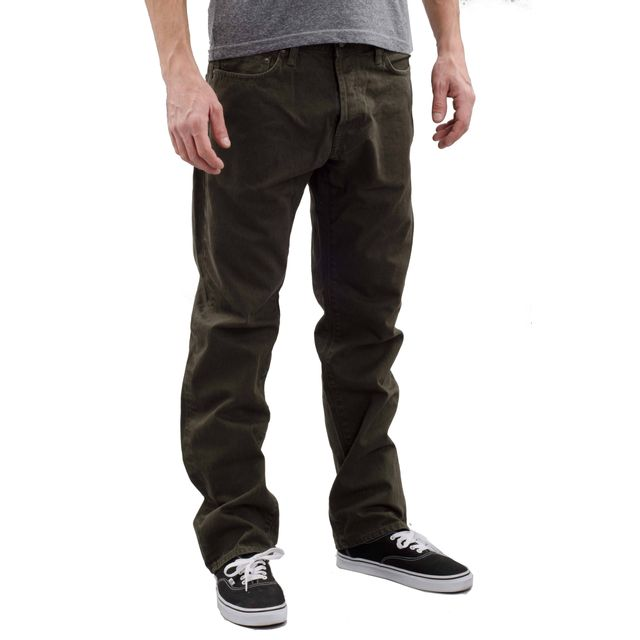 cf143e8c30e Carhartt wip - pantalon Oakland Homme - pas cher Achat   Vente Pantalon  homme - RueDuCommerce
