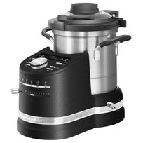 KITCHENAID - robot cuiseur multifonctions 4.5l 1500w - 5kcf0104ebk
