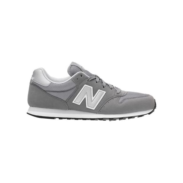 the best attitude 6c197 3f424 New Balance - Chaussures Gm 500 80s Running gris - pas cher Achat   Vente  Baskets homme - RueDuCommerce