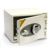 PHOENIX - Coffre fort ignifuge à serrure électronique Titan II FS1281E