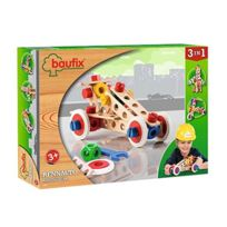 Baufix - 13110250 - Jeu De Construction - Set De 60 PiÈCES - Bolide