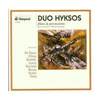 Timpani - Duo Hyksos - Flûtes & percussions