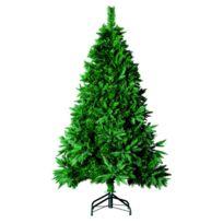 Feerie Christmas - Sapin de Noël artificiel Oregon - H. 150 cm - Vert
