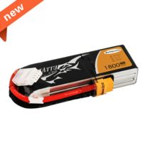 Tattu - 1800mAh 11.1V 75C 3S1P Lipo Battery Specially Made for Victory with Limited Edition