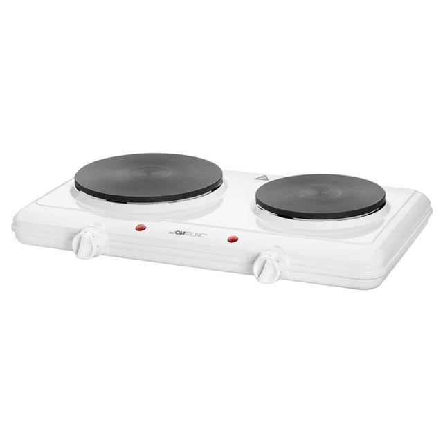 clatronic plaque cuisson 2 feux clatronicdkp3583 achat plaque de cuisson induction. Black Bedroom Furniture Sets. Home Design Ideas