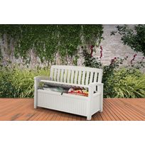Keter - Coffre Resine Patio Bench