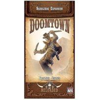 Esdevium - Doomtown Saddlebag , 4 Frontier Justice - Cartes