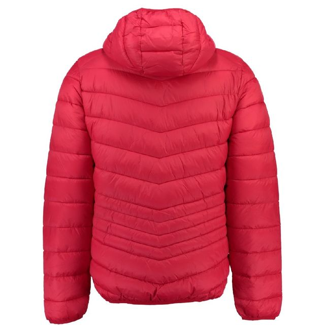 Geographical Norway - Chaplin Hood Men Red L Rouge
