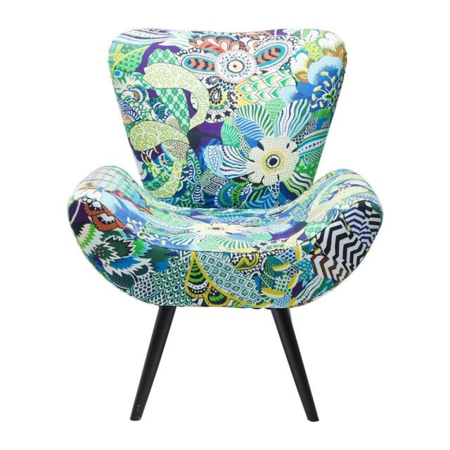 Karedesign Fauteuil Wings Madagaskar Kare Design