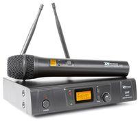 Power Dynamics - Pd781 Système sans fil avec Microphone 8 canaux Uhf