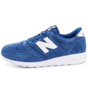 basket new balance 420 bleu