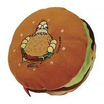 Simpsons - Coussin Hamburger
