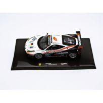 Hotwheels - Elite MATTEL Ferrari 458 Gt2 Farnbacher Racing - Le Mans 2011 - 1/43 - X5498
