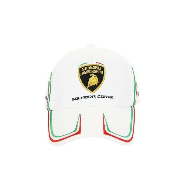 popular brand low cost huge selection of Lamborghini - Casquette Team blanche - pas cher Achat ...