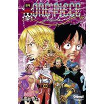 Glenat - One Piece tome 84 ; Luffy versus Sanji