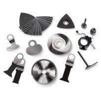 Fein - Set d'accessoires Réparation/remplacement de fenêtres - 63903167670