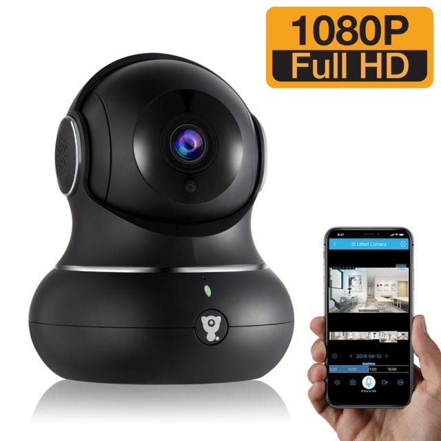 Littlelf - Caméra Ip - pas cher Achat   Vente Vidéo-surveillance ... 31d2303c5dcf
