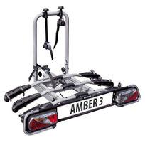 Porte-vélos plateforme sur attelage 3 vélos Amber Iii