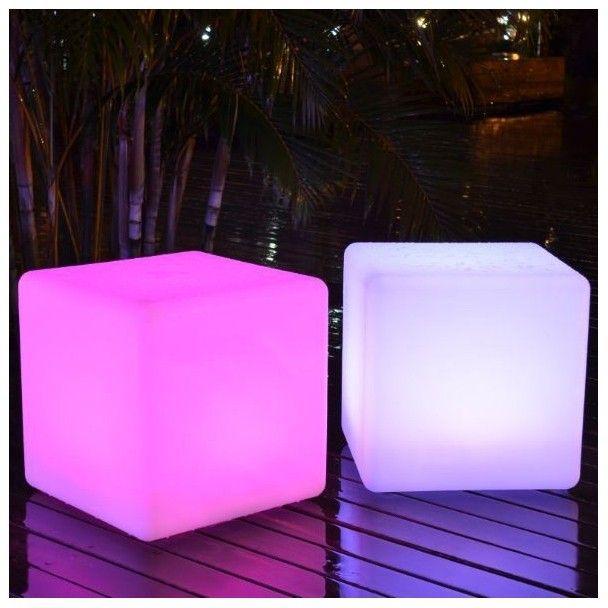 Cube lumineux achat vente de cube pas cher - Cube lumineux led pas cher ...