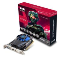 SAPPHIRE TECHNOLOGY - R7 250 2G GDDR5 PCI-E 512SP EDITION HDMI / DVI-D / VGA UEFI