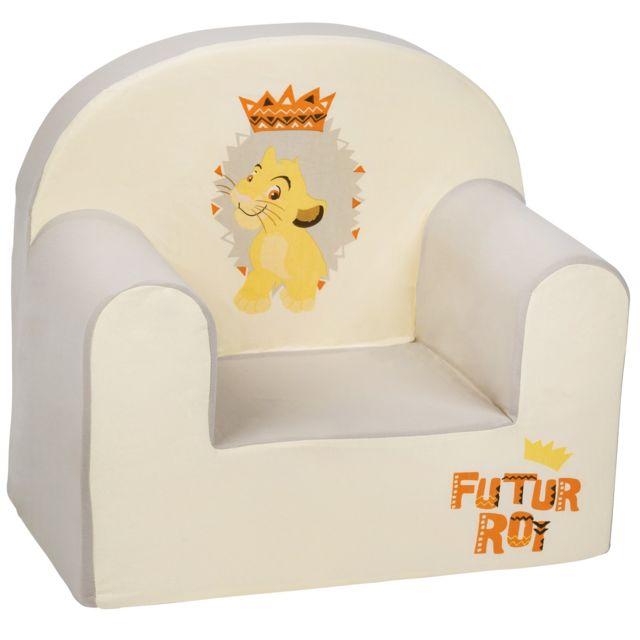 Babycalin Fauteuil enfant Disney Roi Lion pas cher Achat