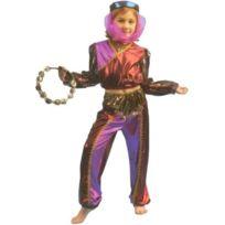 Funny Fashion - Deguisement Danseuse Orientale 4 ans - Costume - Enfant -  Fille - Carnaval 332f8908945