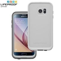 Lifeproof - Coque Fre Pour Samsung Galaxy S7 Blanc