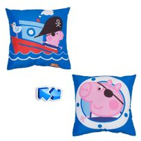 Character World - Coussin Carré George Peppa pig