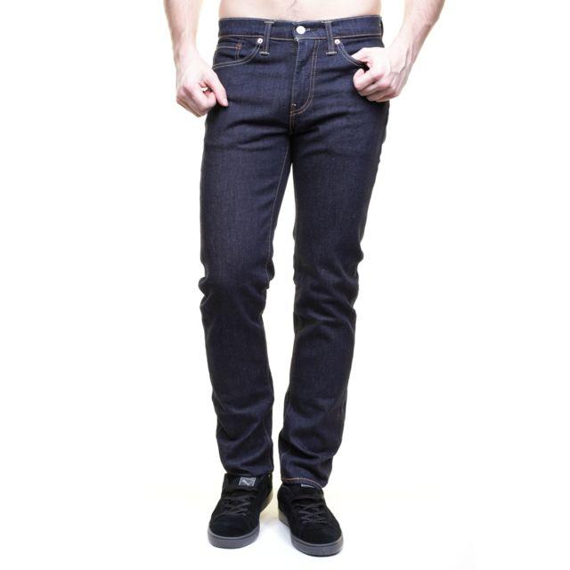 c7a7f7903 Levi's - Jeans Levis Levis 511 04511 1786 Bleu Brut - pas cher Achat ...