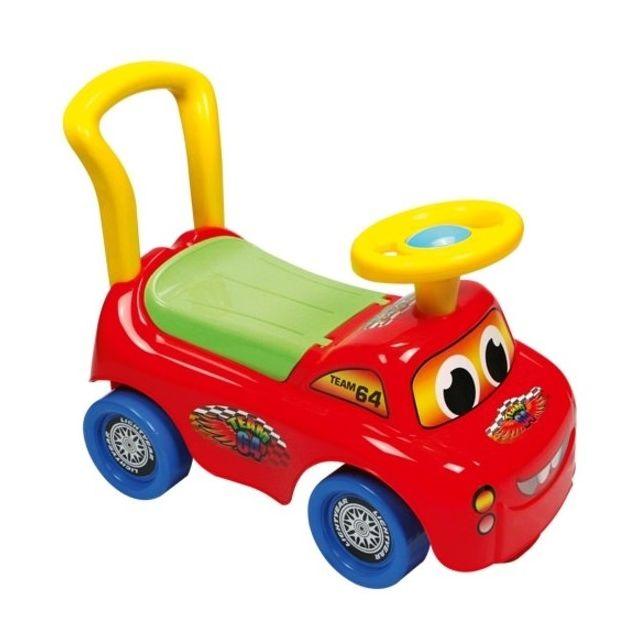 Otto - Porteur Auto Rouge avec coffre - Jouet premier âge - pas cher ... 5fb428dfcb9