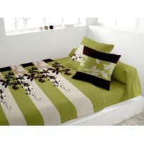 linge de lit percale achat linge de lit percale pas cher soldes rueducommerce. Black Bedroom Furniture Sets. Home Design Ideas