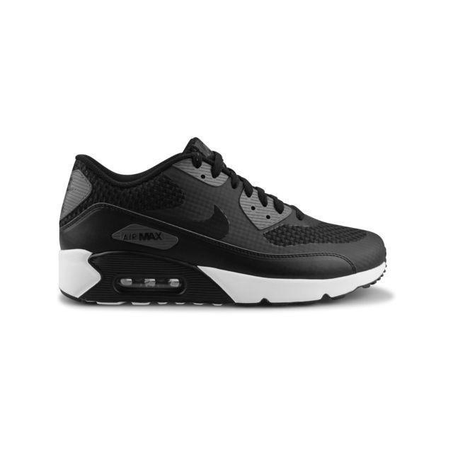 3aa8aa07965974 Nike - Air Max 90 Ultra 2.0 Se Noir - pas cher Achat   Vente Baskets ...