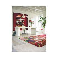 Brink & Campman - Tapis haut de gamme motifs fleurs Garland Tapis Moderne par Brink and Campman