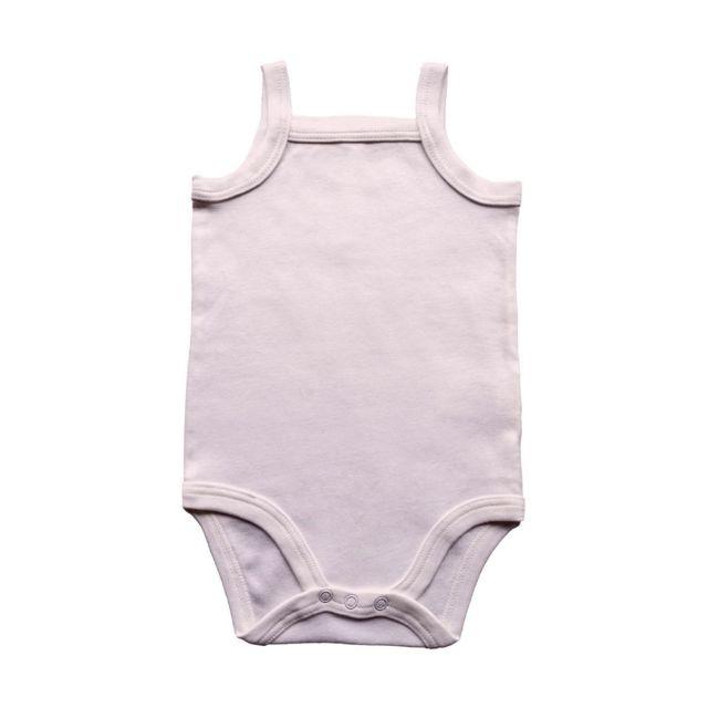 Babybugz - body bébé à bretelles - Bz28 - rose-clair - pas cher ... cf287cbb2c4