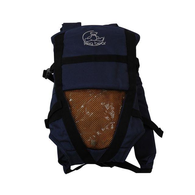 King Bear - Porte-bébé Adventure - Bleu Marine Naissance à 3 ans - pas cher  Achat   Vente Porte-bébés - RueDuCommerce b146f7dfeb8