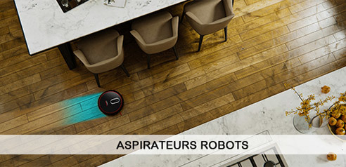 Eziclean Power Connect Aspirateur robot Rue du Commerce