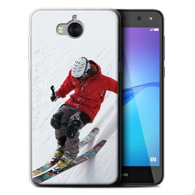 coque p20 huawei ski