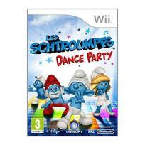 Ubi Soft - Les Schtroumpfs Dance Party Wii